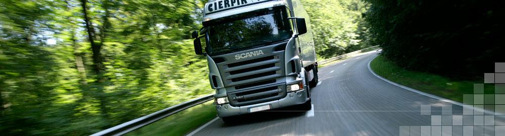 CIERPIK Transport Spedycja Logistyka